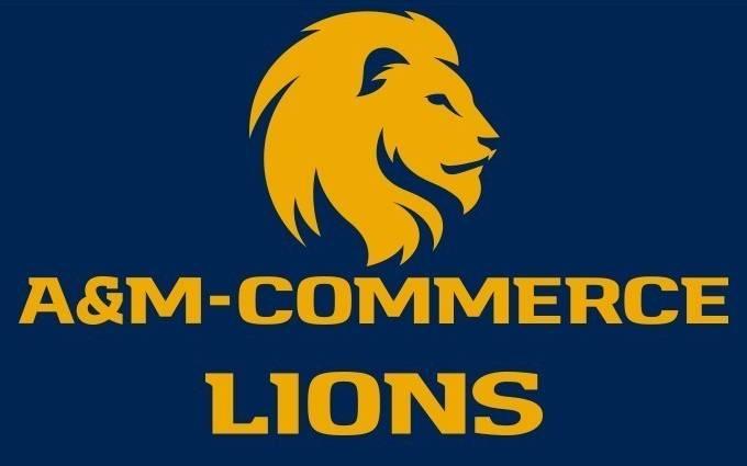 Texas A&M-Commerce Lions logo