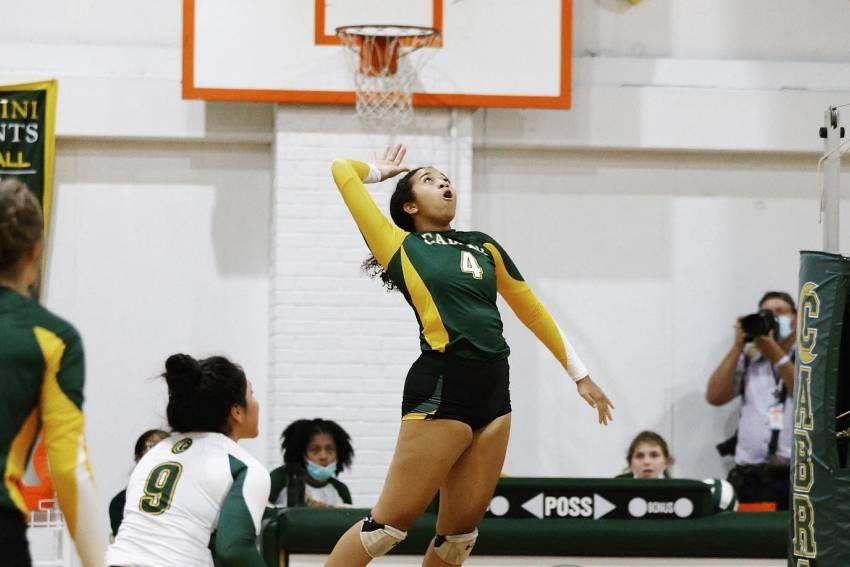 Cabrini volleyball